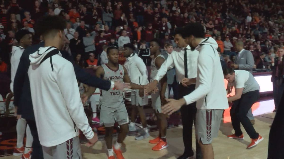 Virginia Tech men's basketball