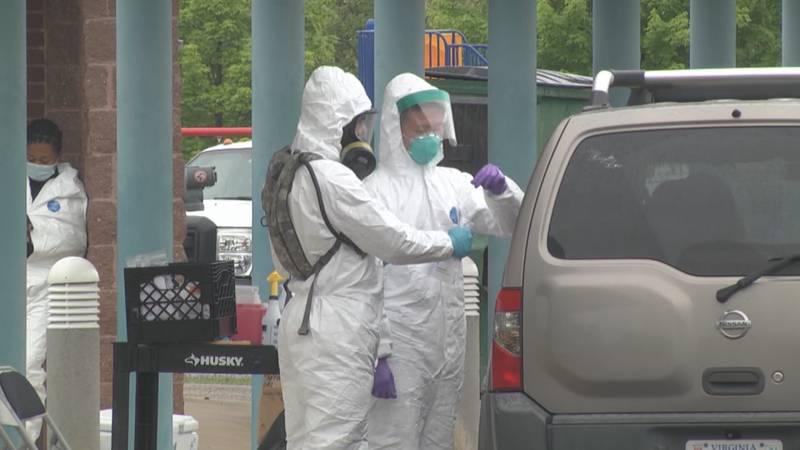 Testing in Waynesboro (WHSV File)