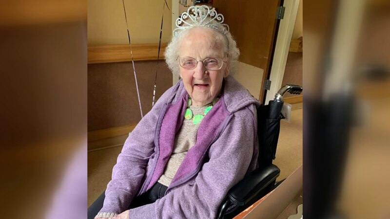 A local woman turns 100 and beats the coronavirus at the same time.