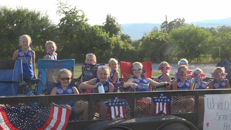 Community sends off Shenandoah All-Star team to the World Series
