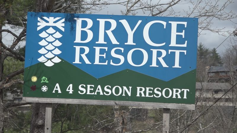 The new resort would be located five minutes from the Bryce Resort and five minutes from the...