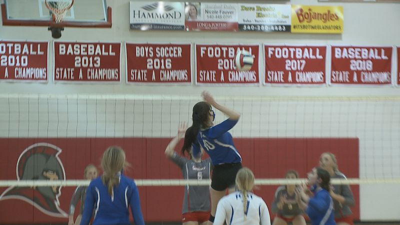 High school volleyball scores from Wednesday, March 31.