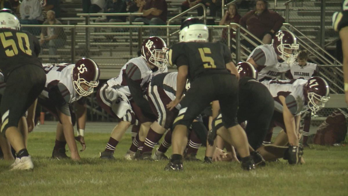 The first set of VHSL football playoff rankings were released Monday.