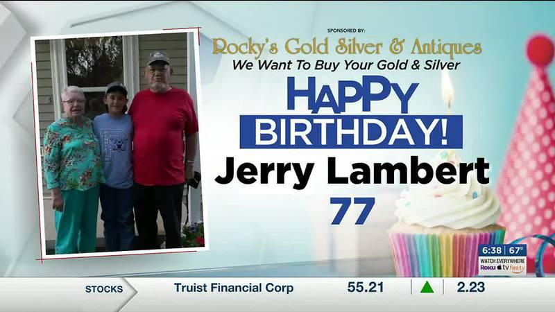 Birthdays and Anniversaries - July 12