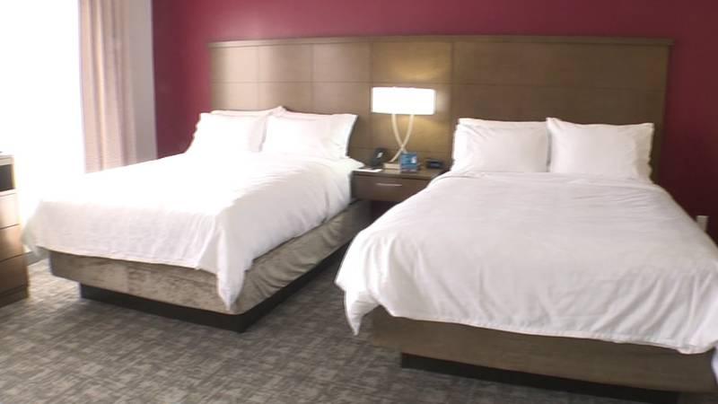 Hotel room (FILE)