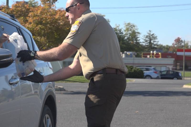 Saturday was a National Prescription Drug Take Back Day as sheriff's offices and police...