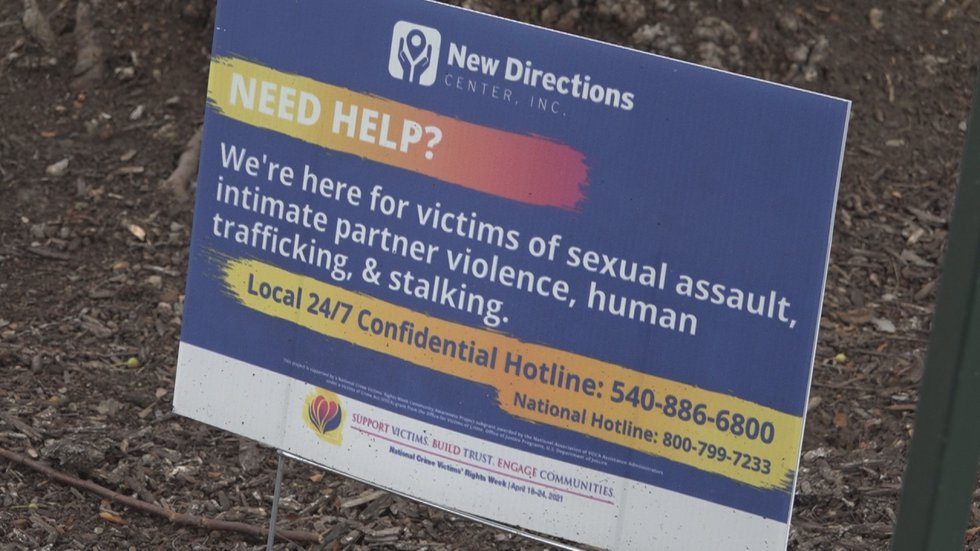 New Directions in Staunton has seen an increase in calls since the lockdown was lifted.