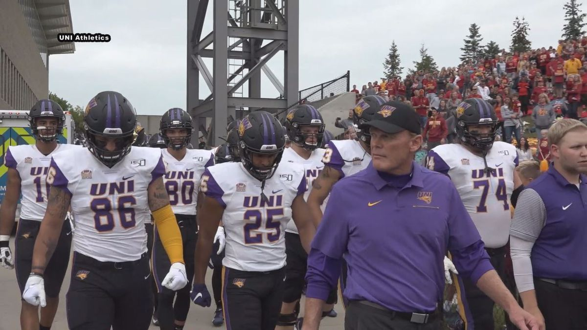 The James Madison football team will host Northern Iowa Friday night in the quarterfinals of...