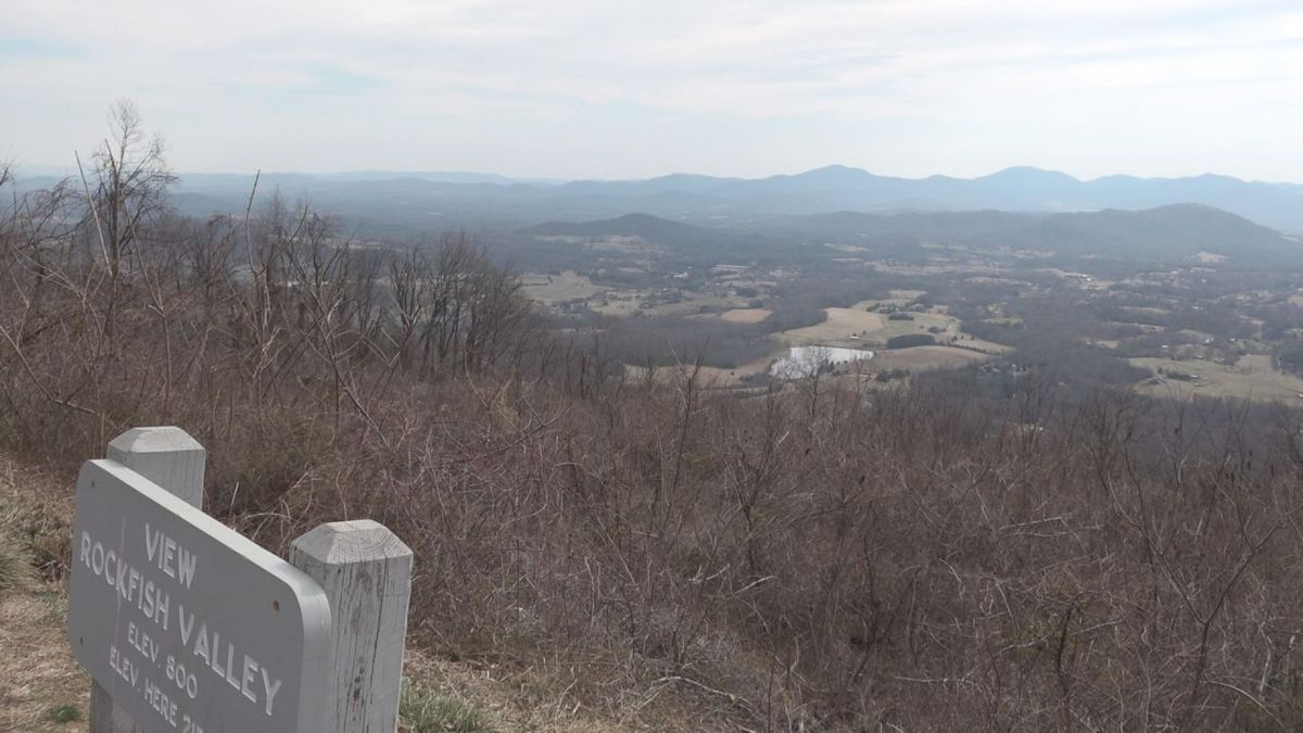 The Blue Ridge Parkway saw almost 15 million visitors last year. | Credit: WHSV
