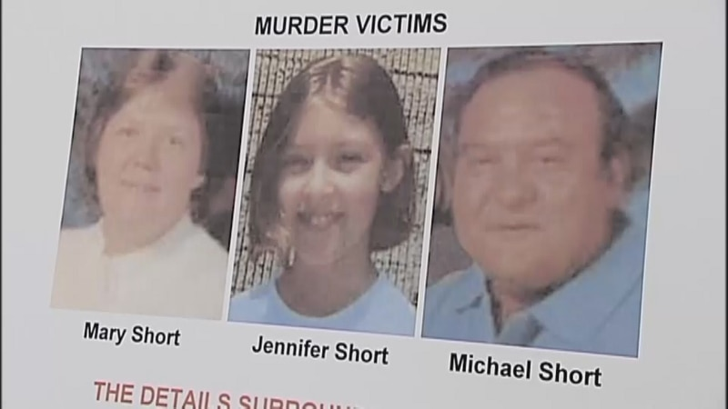Mary and Michael Short were shot to death in their Henry County home in 2002. The body of their...