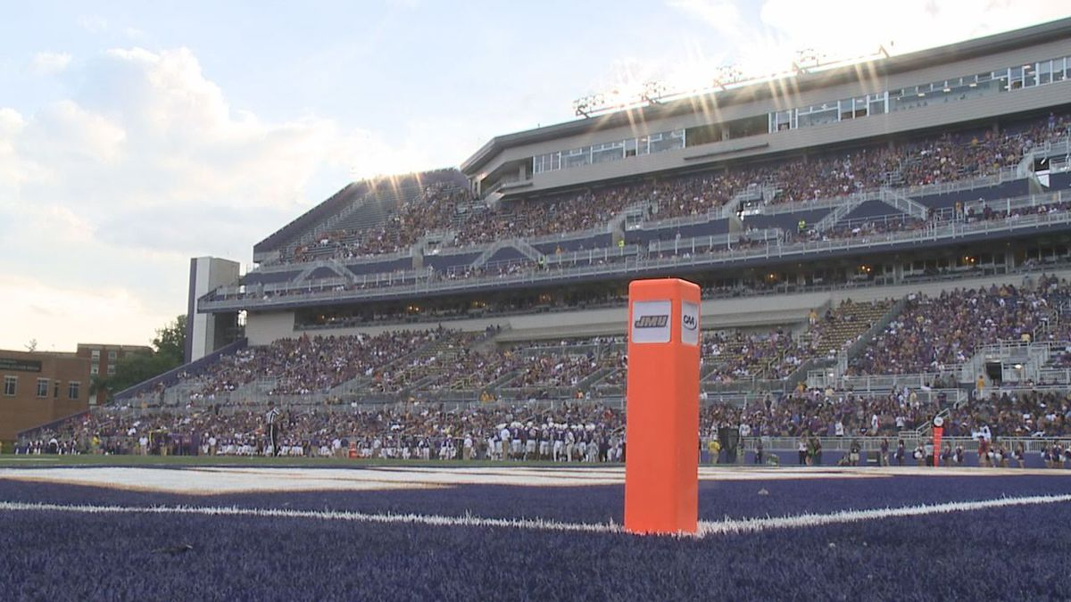 Excitement builds as JMU football releases its schedule.
