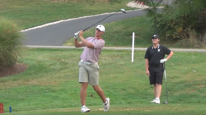 Bridgewater College golf saved amidst school cuts.