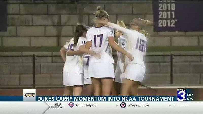 Dukes carry momentum into NCAA WLax Tournament