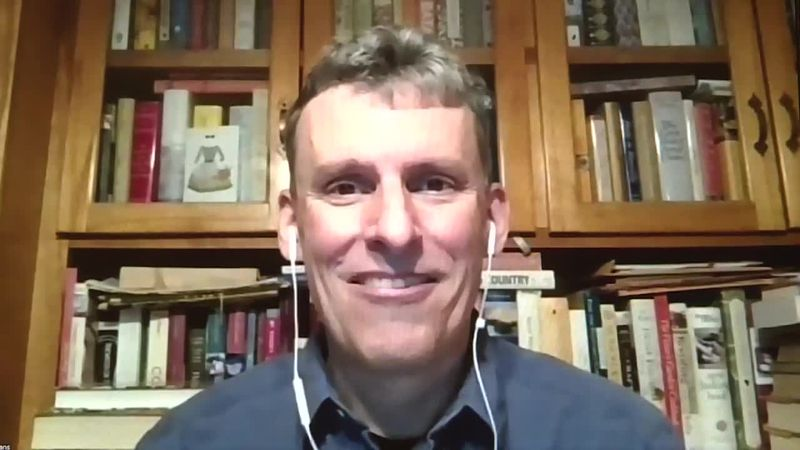 Michael Evans explains what in-person access means, which they go back to this coming Monday,...