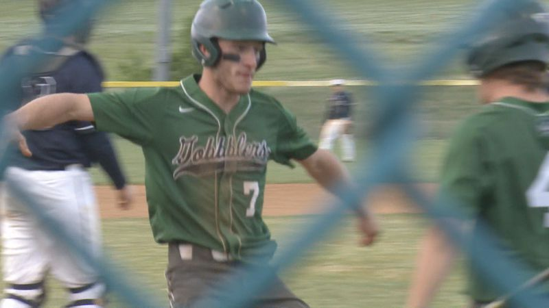 Broadway baseball tops Harrisonburg.