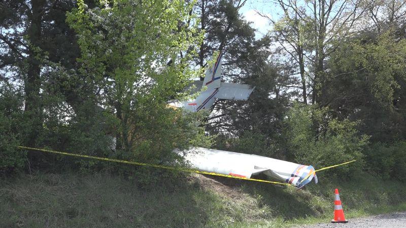 Small plane crash near Shenandoah Valley airport