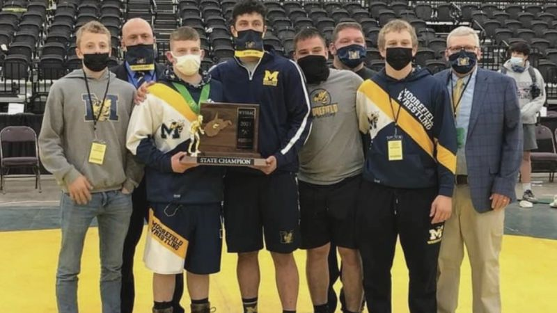 Moorefield wrestling state championship