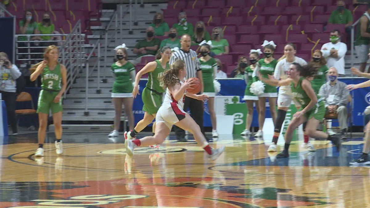 Scores and highlights from WHSV-area teams competing in the WVSSAC Girls Basketball State...