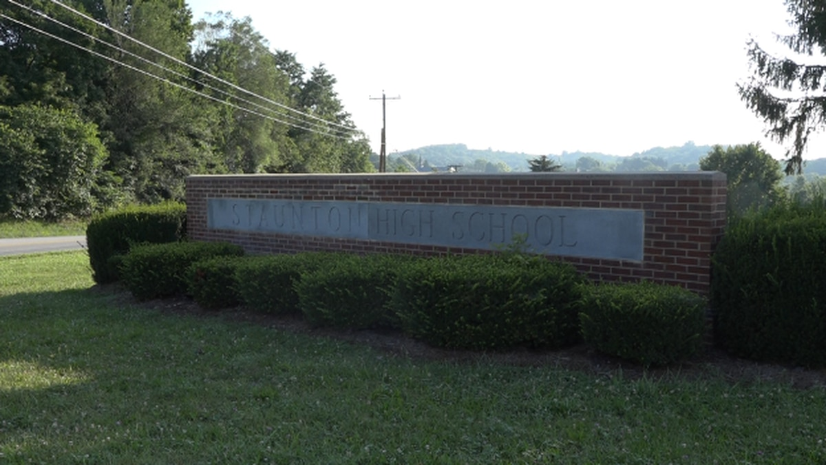 Staunton High School |  Credit: WHSV