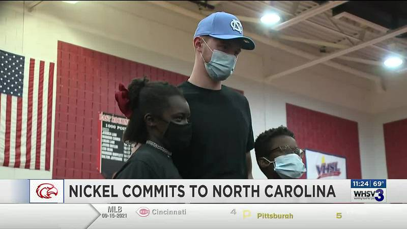 Tyler Nickel commits to UNC (11 p.m. report)