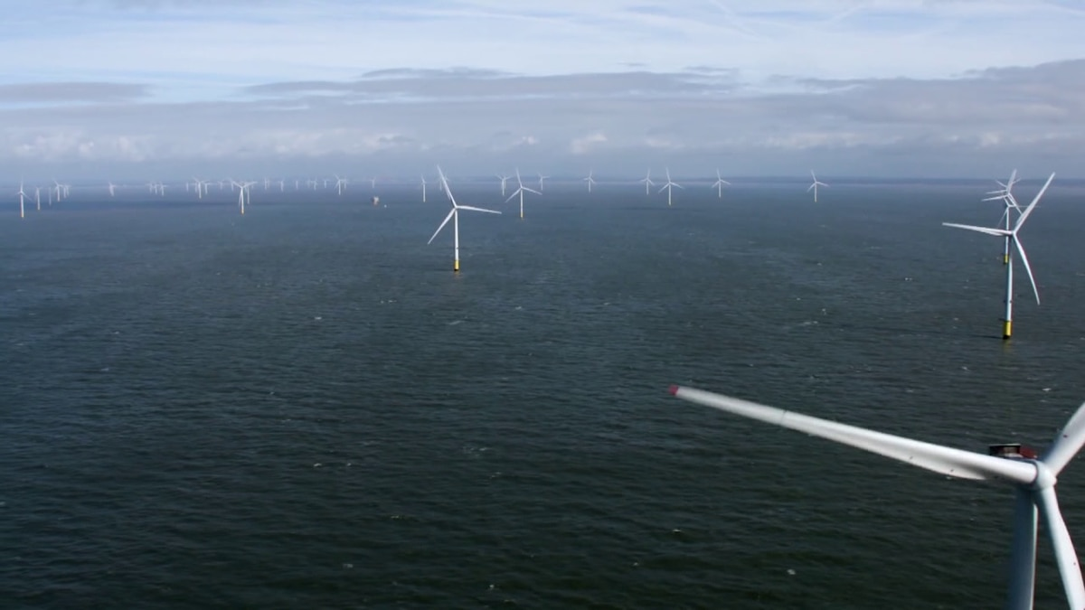 The Virginia Clean Economy Act plans to increase offshore wind energy generation on the...