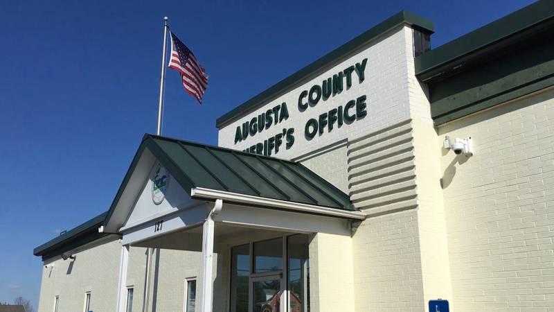 Augusta County Sheriff's Office in Verona.