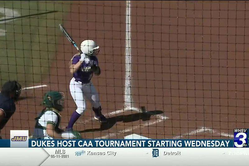 JMU softball hosts CAA Tournament starting Wednesday