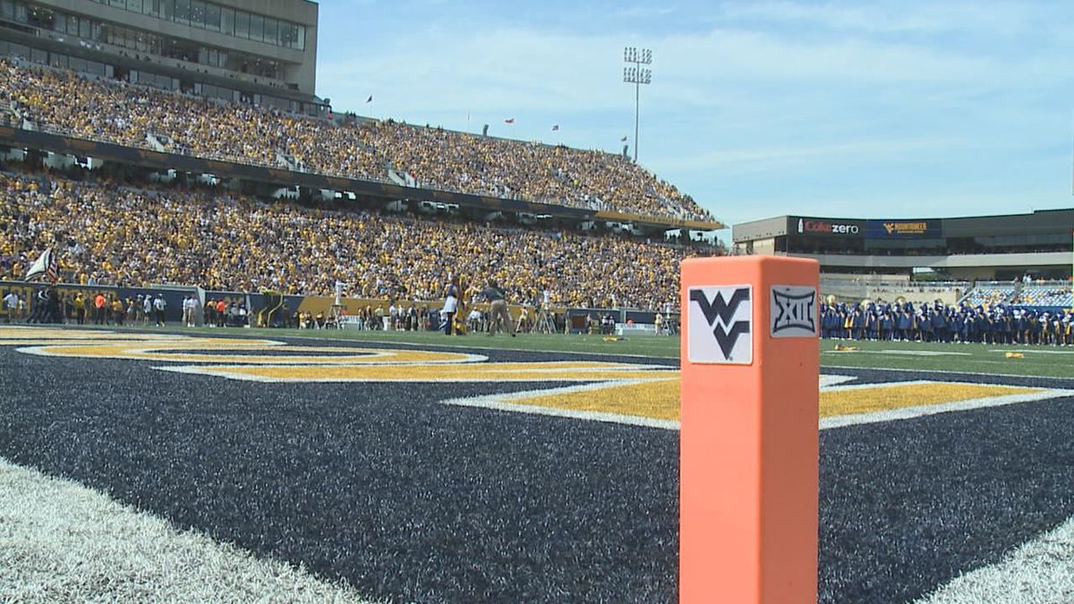 West Virginia University announced Monday evening it will allow 25% capacity for home football games at Milan Puskar Stadium beginning with WVU's matchup against Kansas on October 17.