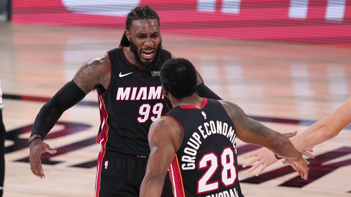Nba Finals Set Lebron Lakers Will Meet Butler Heat