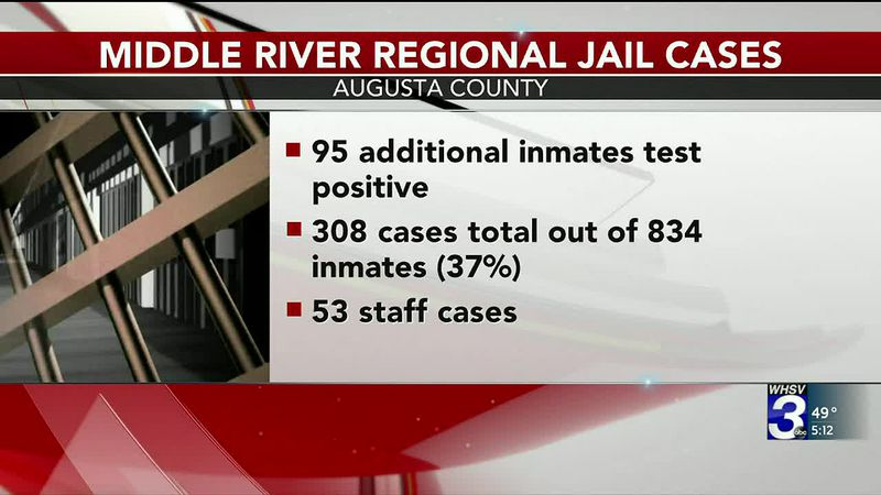 MRRJ reports 95 additional inmates test positive for COVID-19