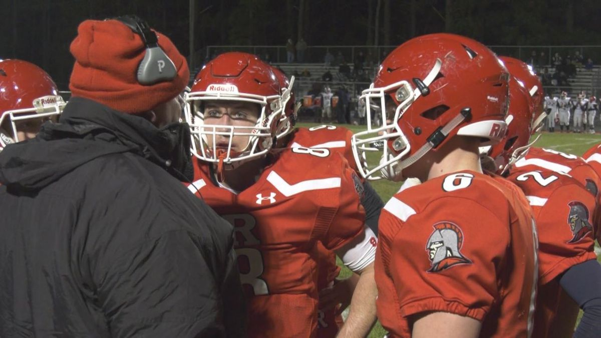 Riverheads wins Region 1B title, advancing to the Class 1 state semifinals.