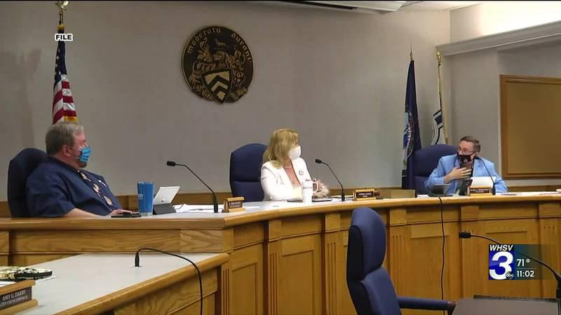 Staunton City Council discuss potential changes to public participation; public weighs in