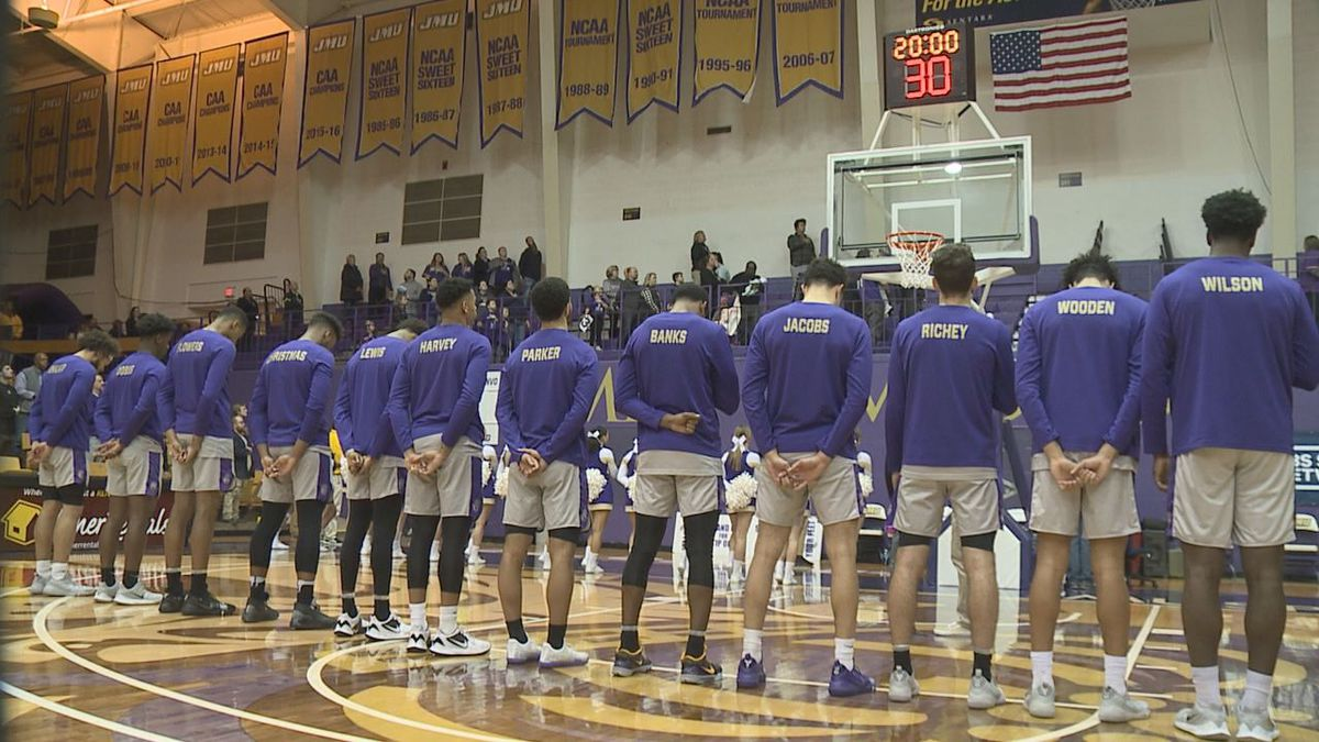 The James Madison men's basketball team announced its 2020-2021 non-conference schedule Monday evening.
