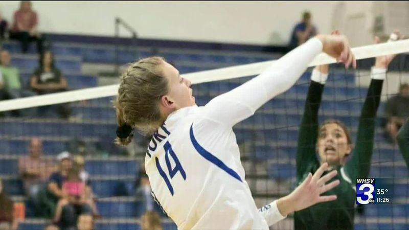 Student Athlete of the Week - Madi Reeser (Fort Defiance)