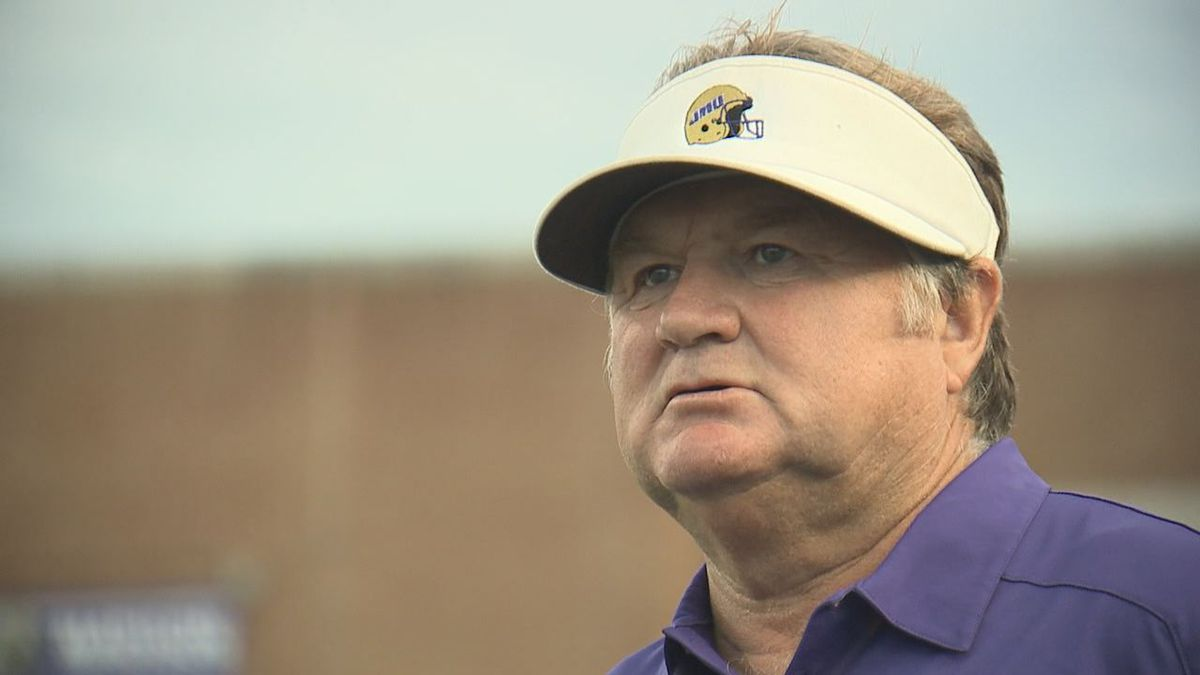 Former James Madison football head coach Mickey Matthews has been named an assistant coach in the XFL. | Photo credit: WHSV