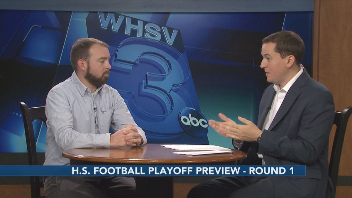 H.S. Football Playoffs Preview - Round 1