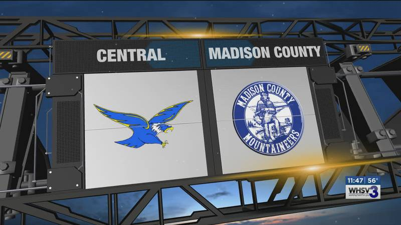 Central faced off with Madison County.
