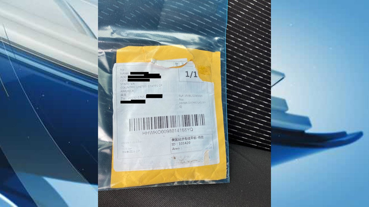Some Virginians recieve mystery seeds in the mail, officials say do not plant them