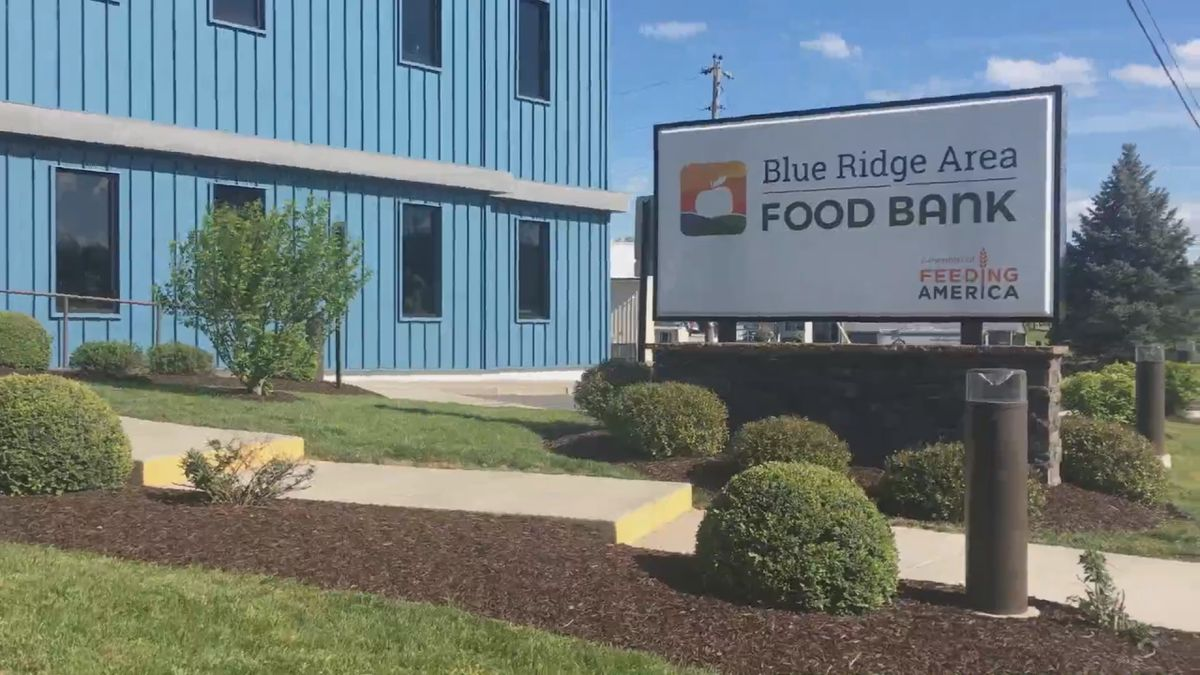 Blue Ridge Area Food Bank continues to see high demand