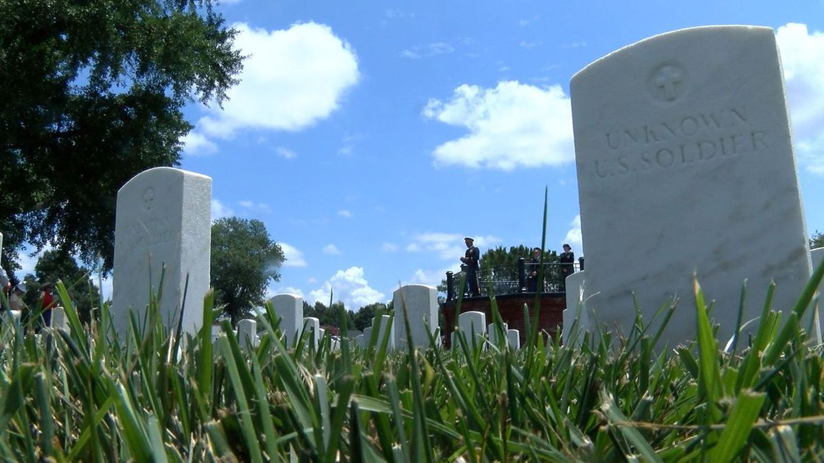 Three World War II soldiers were buried in Richmond 75 years after they were killed in action....