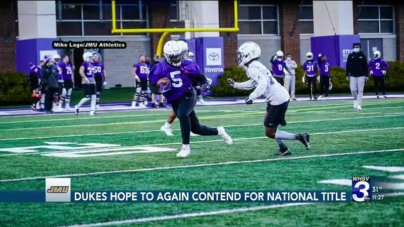 Dukes hope to again contend for CAA, FCS national title