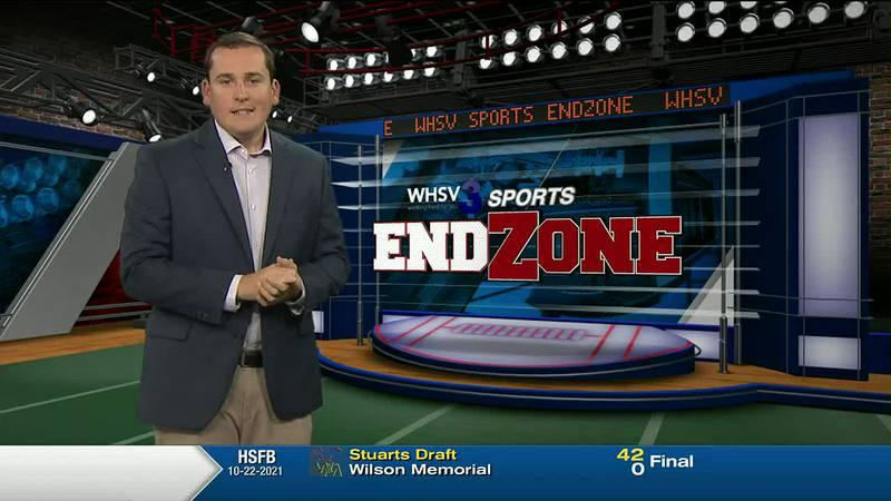 WHSV EndZone Week 9: Rockbridge vs. Broadway