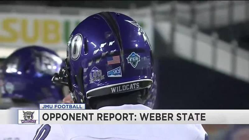 JMU Football Opponent Report: Weber State