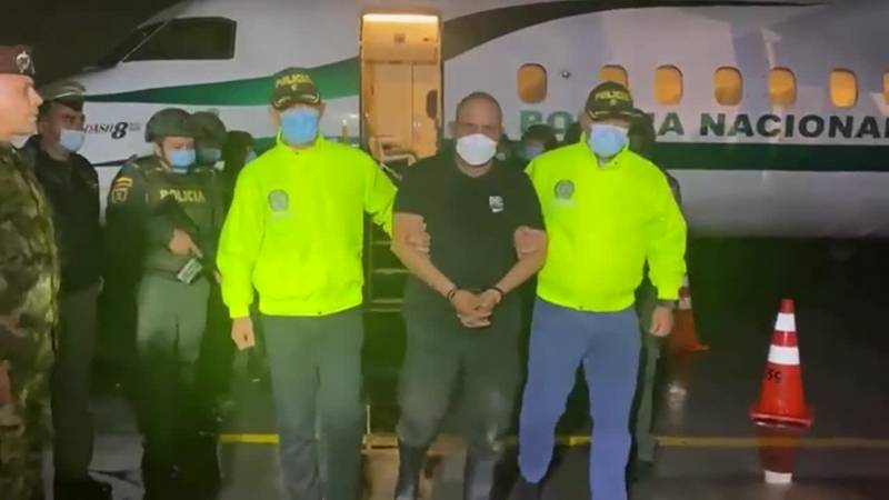 The most-wanted drug trafficker in Colombia has been captured. CNN's Stefano Pozzebon reports.