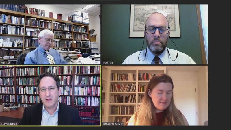 Law experts weigh in presidential pardoning powers during UVA Miller Center virtual discussion....