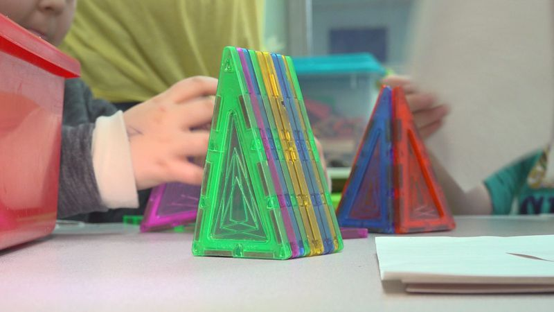 The Virginia Tech Child Development Center is offering some advice for parents to help teach...