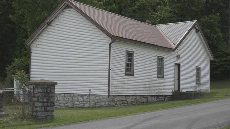 Moffett's Creek Schoolhouse (WHSV)