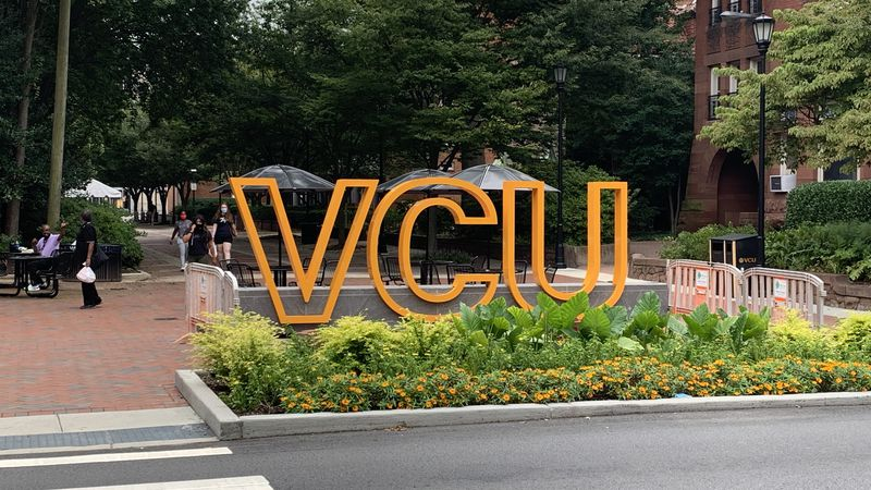 VCU Monroe Park campus.