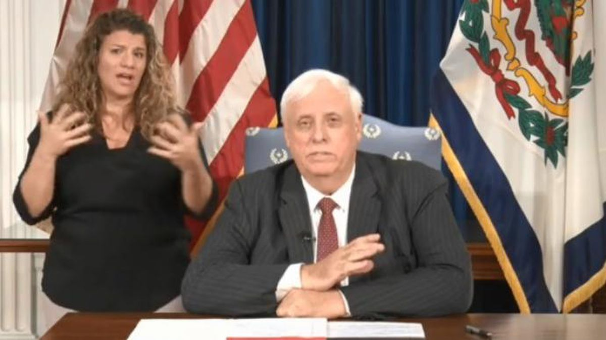 Gov. Jim Justice on Tuesday confirmed a case of the novel coronavirus in West Virginia.