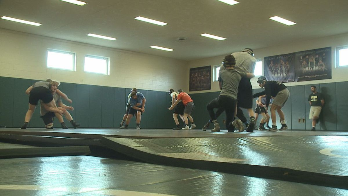 The Wilson Memorial wrestling team is preparing to send seven wrestlers to the VHSL State Championships.